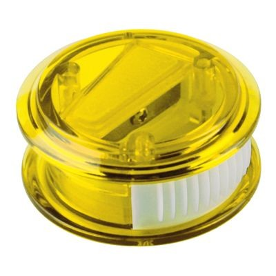 Picture of PENCIL SHARPENER in Translucent Yellow