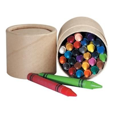 Picture of WAX CRAYON TUB