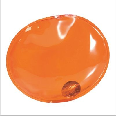 Picture of REUSABLE OVAL SHAPE HAND WARMER HOT PACK in Orange