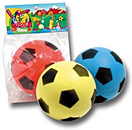Picture of FOAM MINI FOOTBALL BALL