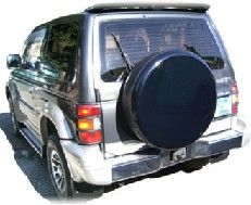 Picture of SEMI RIGID 4 X 4 SPARE CAR WHEEL COVER