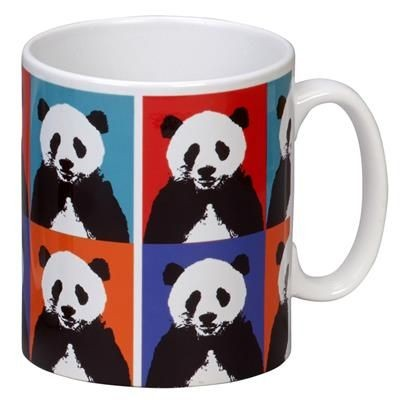 Picture of DYE SUBLIMATION CAMBRIDGE MUG in White