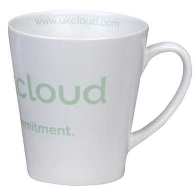 Picture of DECO MUG in White