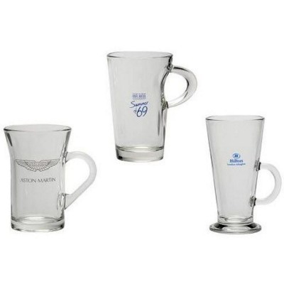 Picture of LATTE GLASS MUG