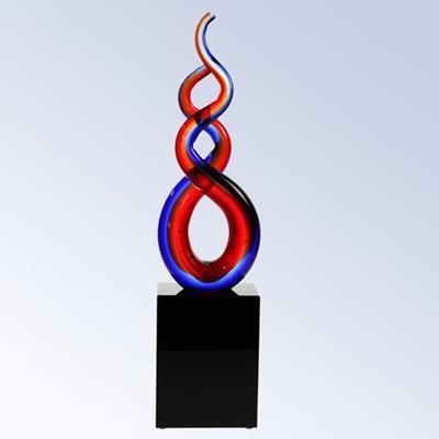 Picture of PATRIOTIC DOUBLE HELIX AWARD