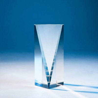 Picture of RECTANGULAR AWARD with Facet