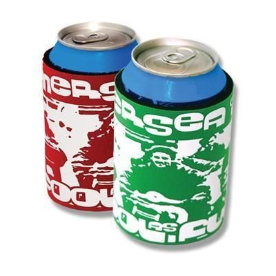Picture of SOLID BASE NEOPRENE CAN COOLER