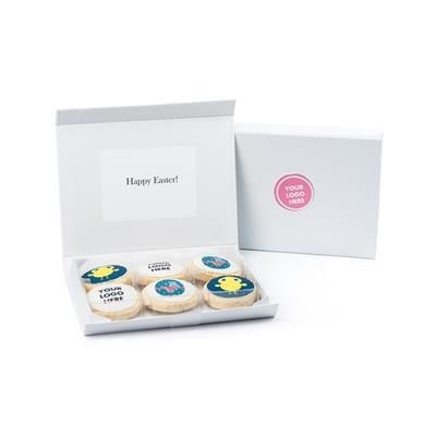 Picture of EASTER ICED LOGO COOKIE LETTERBOX