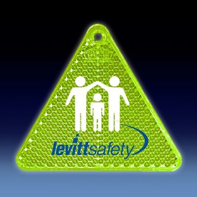 Picture of SAFETY REFLECTOR TRIANGULAR OR HEART SHAPE