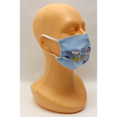 Picture of CHILDRENS FACE MASK with Dye Sublimation Print