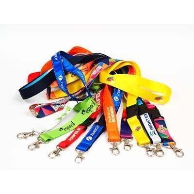 Picture of CUSTOM MADE LANYARD