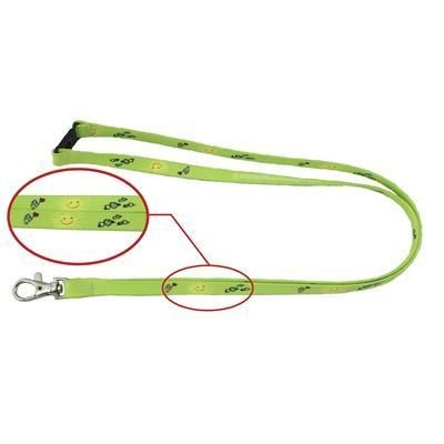 Picture of TUBULAR POLYESTER LANYARD