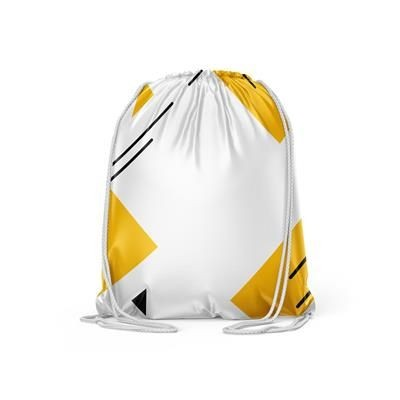 Picture of GYM BAG with Dye Sublimation Print