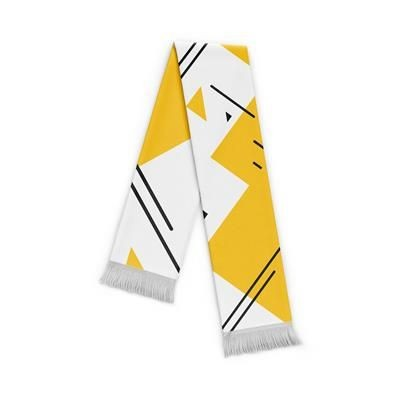 Picture of FAN SCARF with Dye Sublimation Print