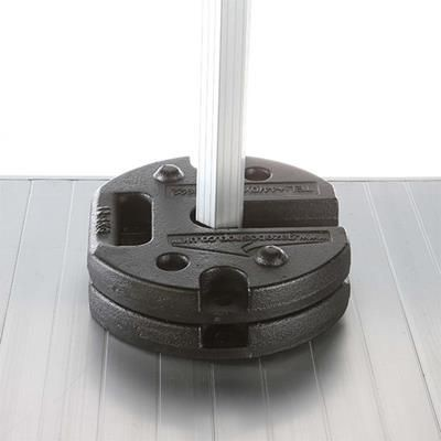 Picture of STEEL STACKING LEG WEIGHTS