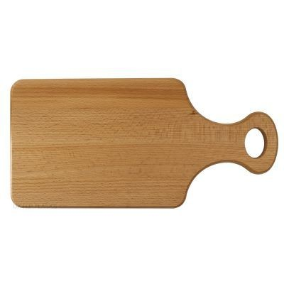 Picture of PADDLE WOOD CHOPPING BOARD