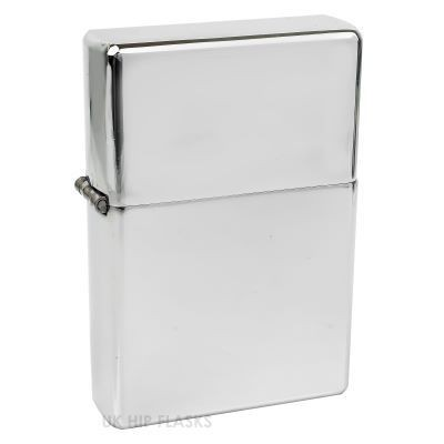 Picture of LARGE LIGHTER in Silver