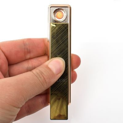 Picture of USB LIGHTER in Gold