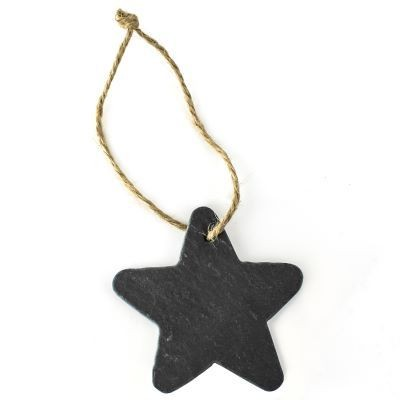 Picture of SLATE STAR HANGING TAG