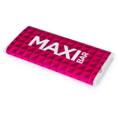 Picture of MAXI FOILED CHOCOLATE BAR