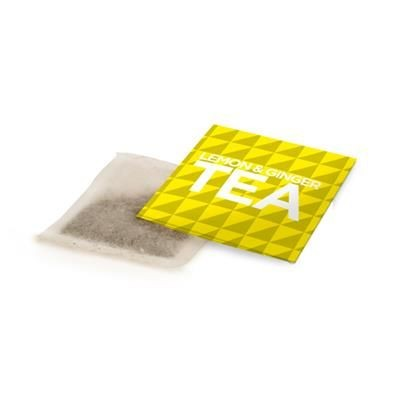 Picture of LEMON & GINGER TEA ENVELOPE