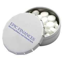Picture of CLIC CLAC MINTS TIN