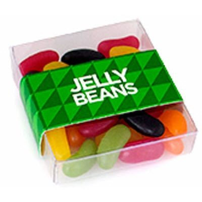 Picture of JELLY BEANS in Acetate Box with Printed Wrap