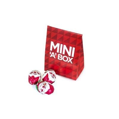 Picture of CHRISTMAS MINI BOX with Chocolate Balls