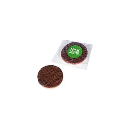 Picture of MILK CHOCOLATE DIGESTIVE
