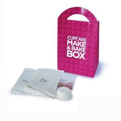 Picture of CUPCAKE MAKE & BAKE BOX