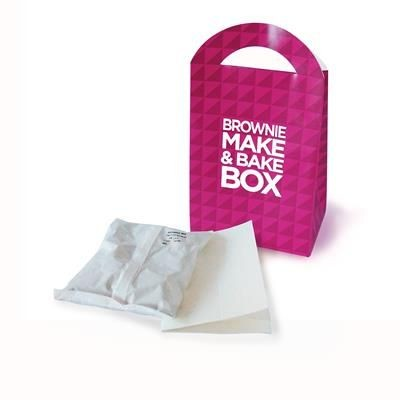Picture of BROWNIE MAKE & BAKE BOX