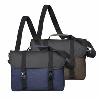 Picture of DRAPER ALL-OVER PADDED BUSINESS SATCHEL