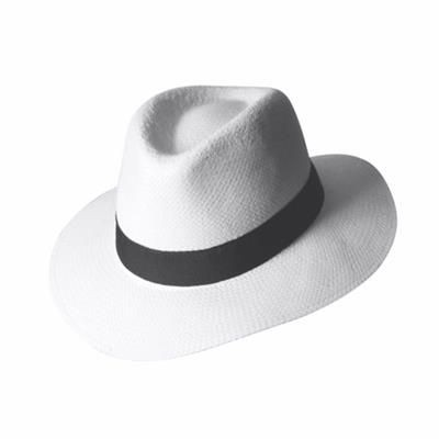 Picture of PANAMA 100% STRAW HAT