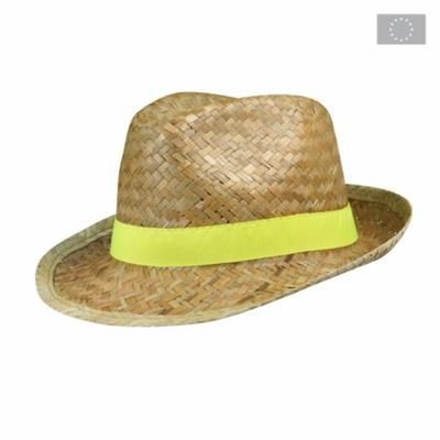 Picture of DOULOS GOLDEN STRAW HAT