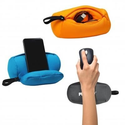 Picture of PLUMPIDOO OFFICE MICROBEAD BACK UP CUSHION