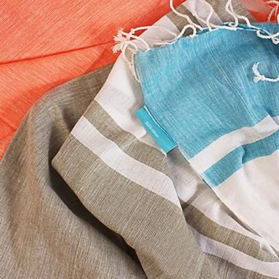 Picture of WAVE FOUTA SCARF