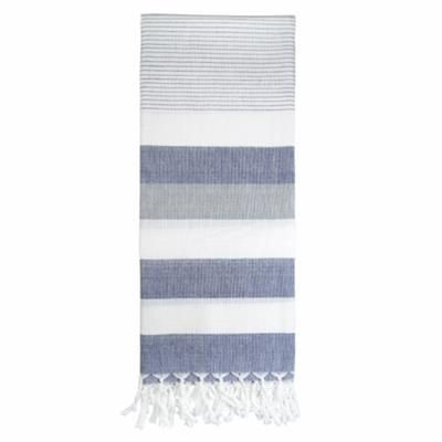 BIGWAVE FOUTA - CHECHE with Fringes