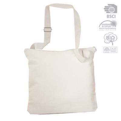 Picture of GYVER ZIP MESSENGER BAG