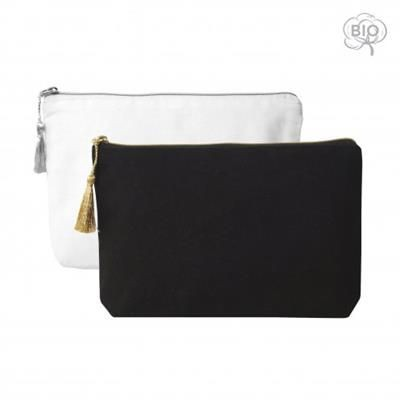 Picture of POMPON TRAVEL OR COSMETICS POUCH