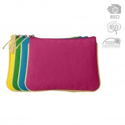 Picture of COLORDAY TRAVEL OR COSMETICS POUCH with Zip