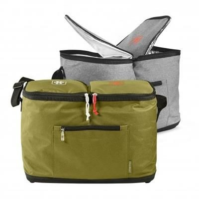 Picture of COMBYPIK OUTDOOR ISOTHERM PICNIC BAG with 2 Isolating Compartments