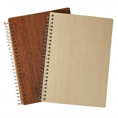 Picture of WOODNOT A5 WIRO NOTE BOOK