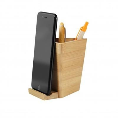 Picture of BAMBEE PENCIL HOLDER with Phone Stand