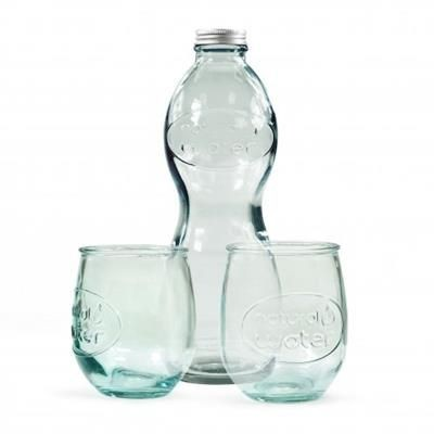 Picture of COMBIGLOU BOTTLE AND 2 GLASSES SET
