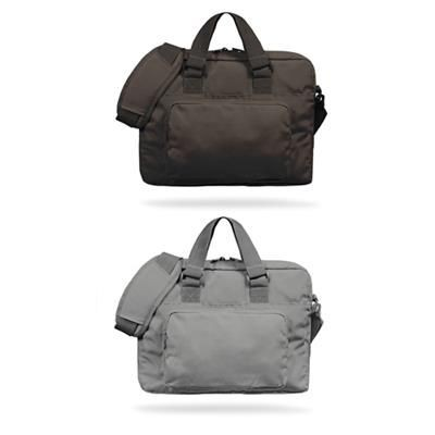Picture of BAIRD SECOND LIFE 2-IN-1 BRIEFCASE & REMOVABLE COMPUTER POUCH