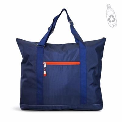 Picture of CITIZEN BLUE COLLECTION WEEKEND BAG