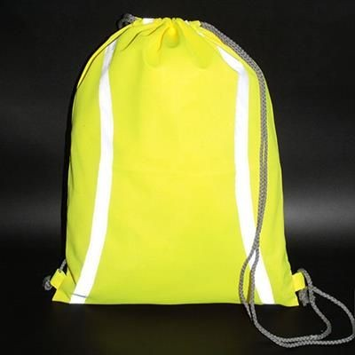 Picture of WARNING LINE GYM BAG
