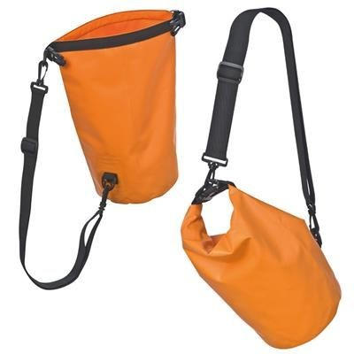 Picture of WATERPROOF CARRYBAG - TROPEZINA in Orange