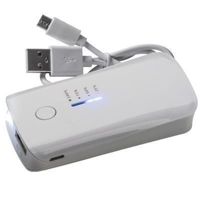 Picture of FORMOSA POWER BANK in White