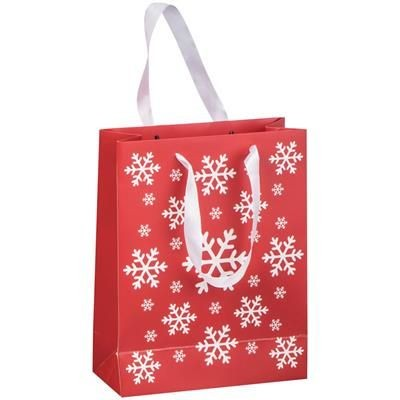 Picture of BASEL CHRISTMAS PAPER BAG